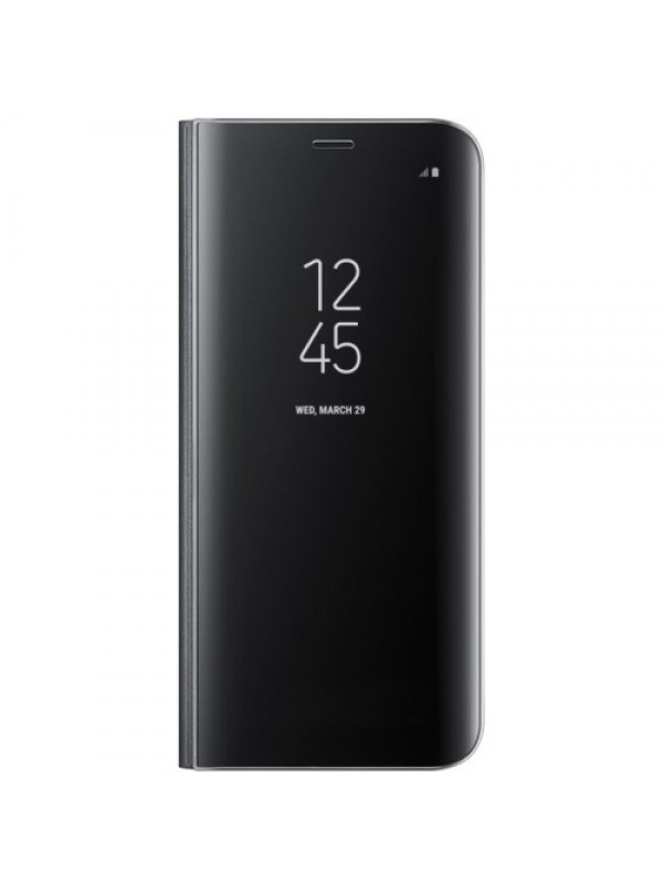 Samsung Clear View Cover S8 Black