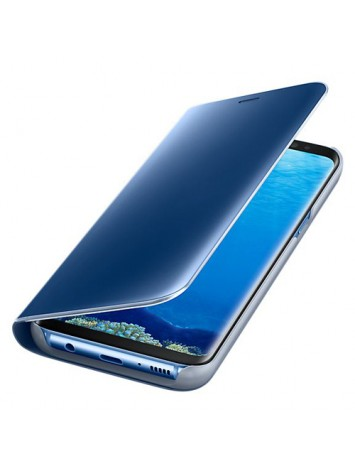 Samsung Clear View  Cover S8 Blue