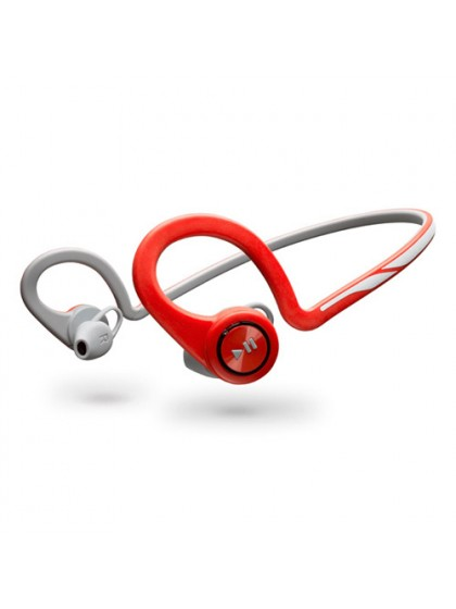 Plantronics Bluetooth Headset BACKBEAT FIT RED