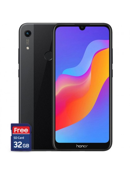 Honor 8A  - 2GB Ram - 32GB - Black