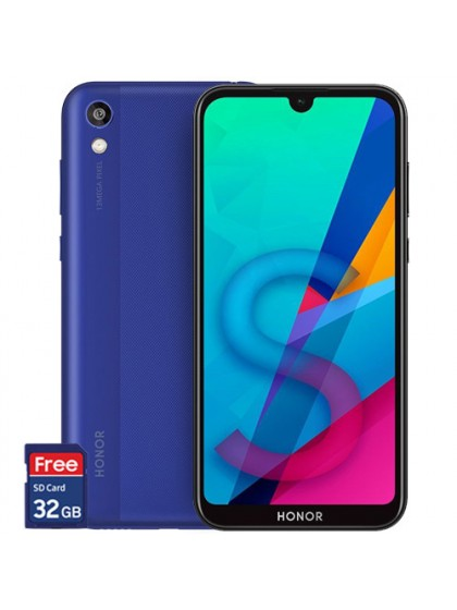 Honor 8S - 2GB Ram - 32GB -  Blue