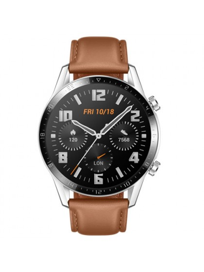 Huawei Watch GT2 - Classic Brown