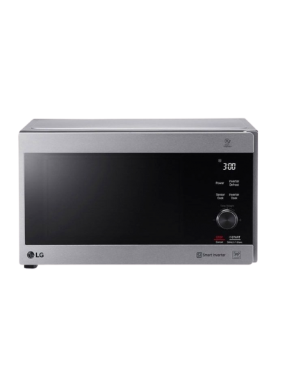 LG- Microwave (42L Grill, Smart Inverter, EasyClean? Coating,  LED White Lamp, Stable Ring)