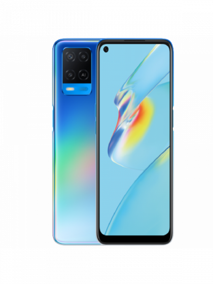 OPPO - A54 128 6GB Starry Blue