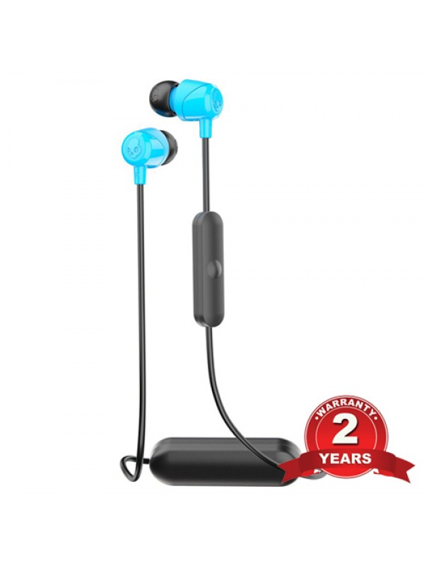 Skullcandy Bluetooth Headset Jib BT Blue + 2 Years Warranty