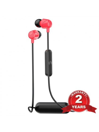 Skullcandy Bluetooth Headset Jib BT Black/Red + 2 Years Warranty