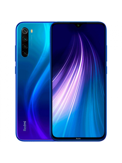 Xiaomi Redmi Note 8 - 4GB Ram - 128GB - Blue