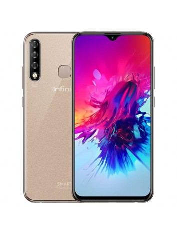 Infinix Smart 3 plus - 2GB Ram - 32GB - Brown